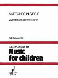 Sketches-in-Style-Arrangements-for-classroom-music-performance-score-Orff-inst